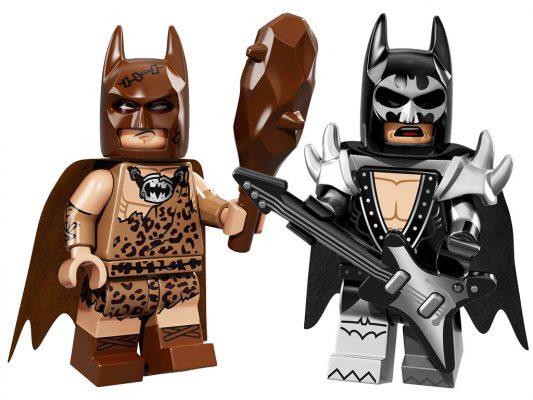 LEGO Batman Miniserie Figurer